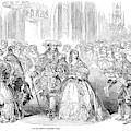 Royal Costume Ball, 1851 by Granger