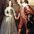 Royal Couple, 1641 by Granger