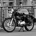 Royal Enfield Goes Berlin by Steve K