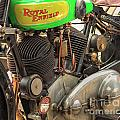 Royal Enfield by Jeremy Hayden