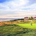 Royal Liverpool Golf Course Hoylake by Bill Holkham