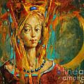 Royal Muse by Michal Kwarciak