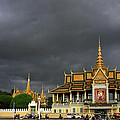 Royal Palace Cambodia by Shaun Higson