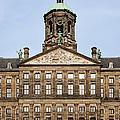 Royal Palace In Amsterdam by Artur Bogacki