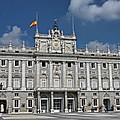 Royal Palace Of Madrid by Farol Tomson