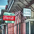Royal Pharmacy by Brenda Bryant