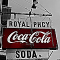 Royal Pharmacy Soda by Andy Crawford