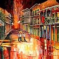 Royal Street Serenade by Diane Millsap
