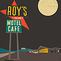 Roys Cafe by Jazzberry Blue