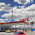 Roy's Gas Station - Route 66 by Mike McGlothlen