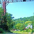 Rr Bridge by David Call