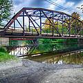 Rt 106 Bridge by Guy Whiteley