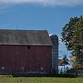 Rt 66 Barn by Anthony Thomas