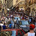 Rua 25 De Marco - Sao Paulo by Julie Niemela