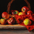 Rubens Apples by Dan Petrov