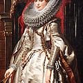 Rubens' Marchesa Brigida Spinola Doria by Cora Wandel