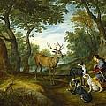 Rubens, Peter Paul 1577-1640 Breugel by Everett