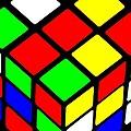 Rubik's Phone by Benjamin Yeager