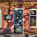 Rubi's Coffee And Sandwiches - Great Barrington by Geoffrey Coelho