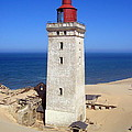 Rubjerg Knude Lighthouse 2 by Konni Jensen