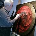 Loves Thorns  In-progress Dec 2013 by James Lanigan Thompson MFA
