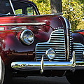 Ruby Red Buick by Thomas Shockey
