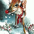 Rudolf by Joy Bradley