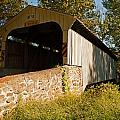Rudolph Arthur Covered Bridge by Michael Porchik