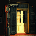 Rue Dauphine New Orleans by Kathleen K Parker