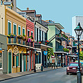 Rue Domaine New Orleans by James  Mingo