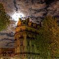 Rue George V by Steve Ellenburg