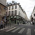 Rue Jacob Paris by Anders Hingel