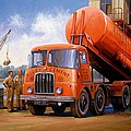 Rugby Cement Thornycroft. by Mike Jeffries