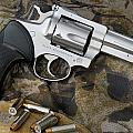 Ruger Security Six Stainless by Kent Dunning
