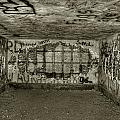 Ruined Bunker by Michael Kirk