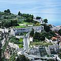 Ruins Of Acronafplia by David Waldo