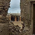 Ruins Of Al Hamra by Munir El Kadi