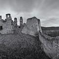 Ruins Of European Medieval by Ondrej Tichy