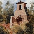 Ruins Of Morley Church by Sam Sidders
