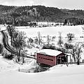 Ruisseau Meech Bridge by Eunice Gibb