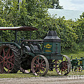 Rumely Mom And Son by David Arment