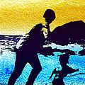 Run Daddy Run by Jo-Anne Gazo-McKim