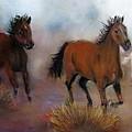 Run Wild Run Free by Loretta Luglio