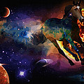 Running Horse Creation by Joseph Juvenal