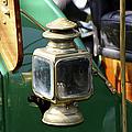 Oil Lamp Running Light by Bob Slitzan