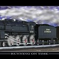Running On Time by Mike McGlothlen