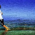 Running On Water by Ben Yassa