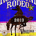 Rupununi Rodeo by Mark Khan