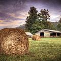 Rural American Farm by Ray Devlin