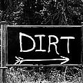 Rural Area Sign by Cynthia Guinn